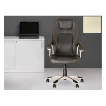 Кресло FORSAGE Tilt PL35, экокожа, бежевый