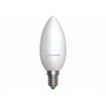 Лампа ЕКО EUROLAMP LED серія  CL 6W E14 4000K