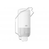 Дозатор для рідкого мила з ліктьовим приводом Tork білий S1