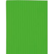 Гофрокартон неоновий 165±10 г/м 2. Формат A4 (21х29,7см), салатовий
