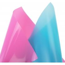Набір кольорового пластику глянцевого, А4, 9 арк., 9 кол