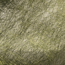 Флізелін, 20*30 см, 30±1 г/м2, 5 аркушів. Перламутровий зелений.