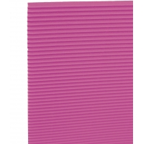 Гофрокартон 160±10 г/м 2. Формат A4 (21х29,7см), рожевий