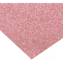 Картон з блискітками 290±10 г/м 2. Формат A4 (21х29,7см), рожевий