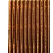 Гофрокартон металізований 260±10 г/м 2. Формат A4 (21х29,7см), помаранчевий