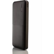Мобільна батарея (Power Bank) Optima 4106, 10 000 mAh, 2*USB output, 5V 2.1A, колір чорний