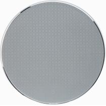 Безпровідний зарядний пристрій Optima 4112, 10 W output, колір срібний