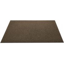 Килимок побутовий тескстильний К-502-3, 45*75*0,5 см, коричневий